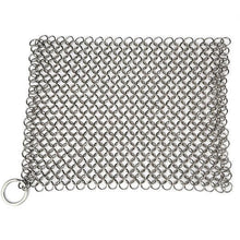 Load image into Gallery viewer, Stainless Steel Chainmail Scrubber-Kitchen & Dining-skrstar.com-