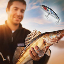 Load image into Gallery viewer, Rechargeable Twitching Fish Lure