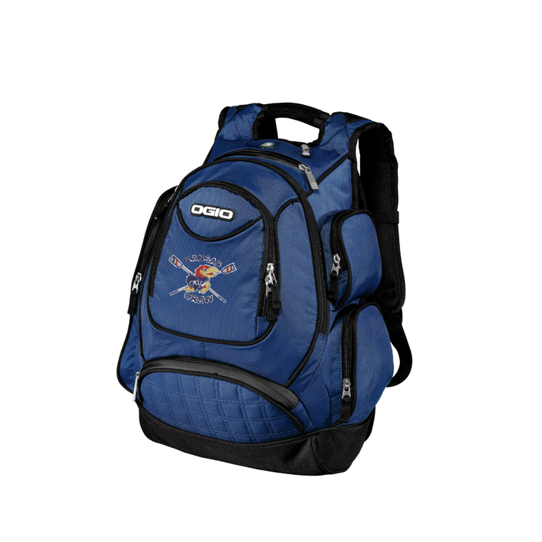 Unisex Back Pack - UNIV. OF KANSAS