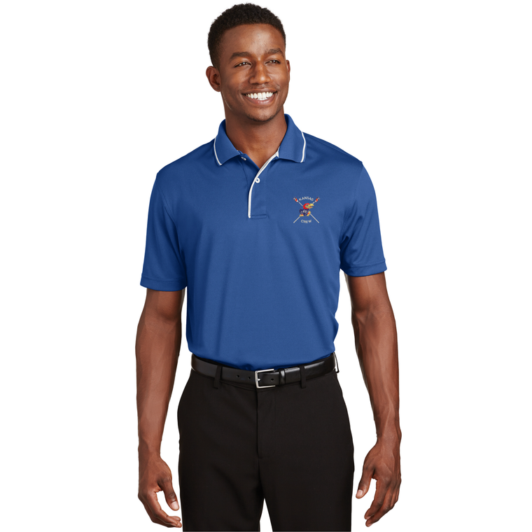 Men's Polo Shirt - UNIV. OF KANSAS