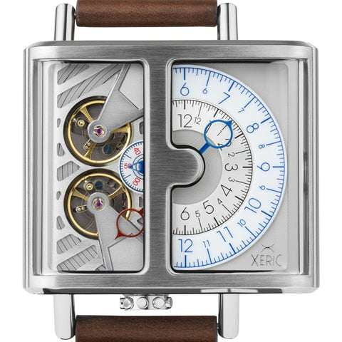 Xeric Soloscope Automatic Silver Limited Edition
