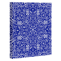 Aimee St Hill Amirah Blue Art Canvas