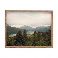 Catherine McDonald Summer In Montana Rectangular Tray