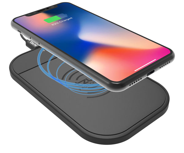 HyperCharge Dashboard Wireless Charging Power Mat