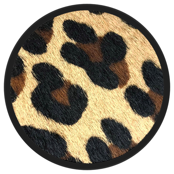nuckees Wild Phone Grip - Leopard