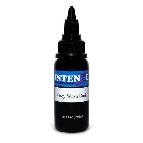 Intenze Ink Grey Wash Dark 1oz