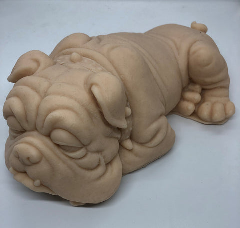 ReelSkin Synthetic Tattoo Practice Skin - Bulldog