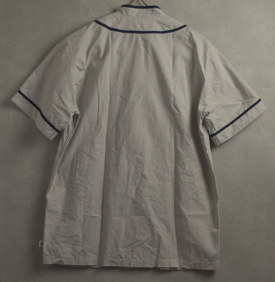 HEAD POERTER PLUS / White Baseball Shirt