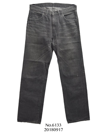 NEIGHBORHOOD / Black Savage Denim Pants