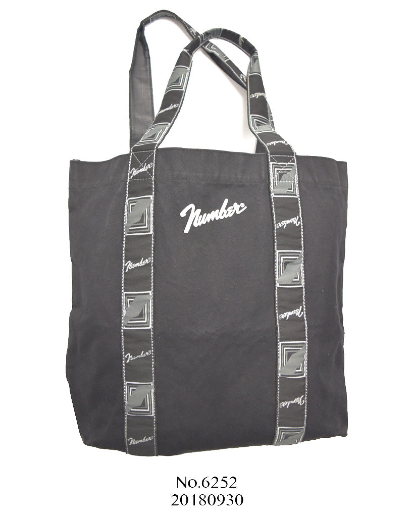NUMBER(N)INE / Fender Logo Tote Bag
