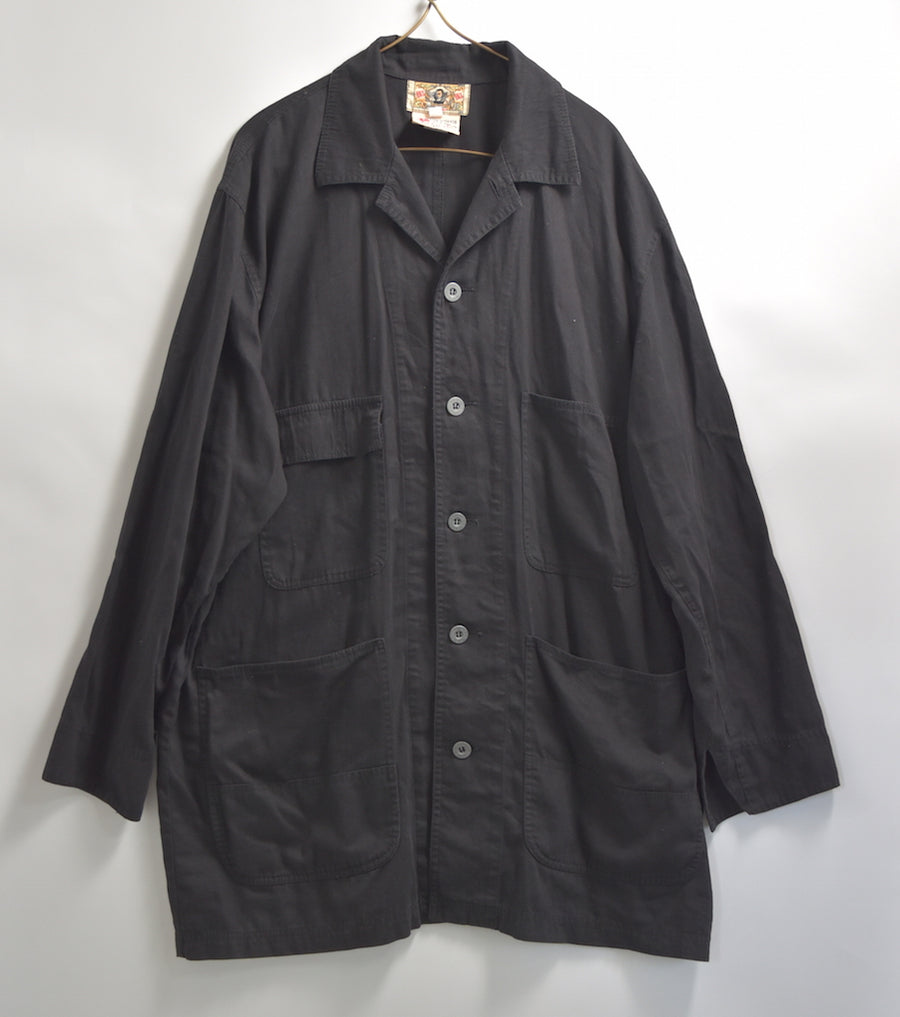vintage / Tailored Work Coat