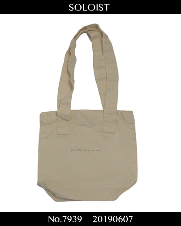 SOLOIST / Small Shopping Bag / 7939 - 0607 28.8