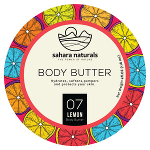 Lemon Body Butter