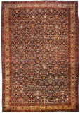Antique Bakhtiari Rug, 16X24