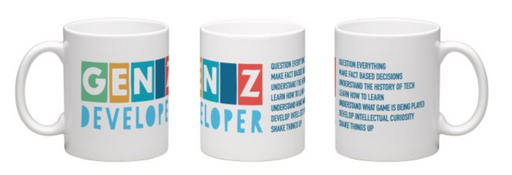Generation Z Developer (Mug)