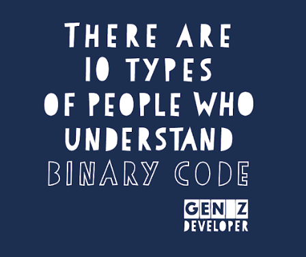 There are 10 types of people who understand Binary Code (T-Shirt)
