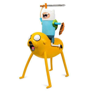 Adventure Time Jake and Finn Foam Figure Statue- LM Treasures