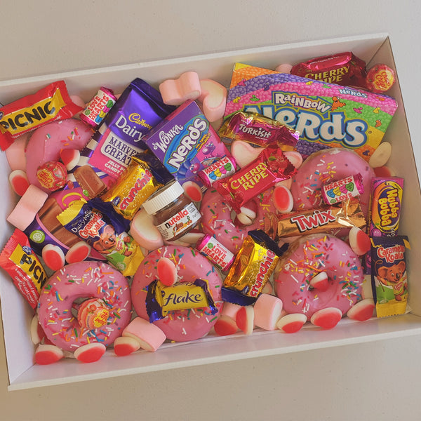 Pinkalicious (Large) - Yummy Box