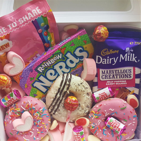 Pink Delight - Yummy Box