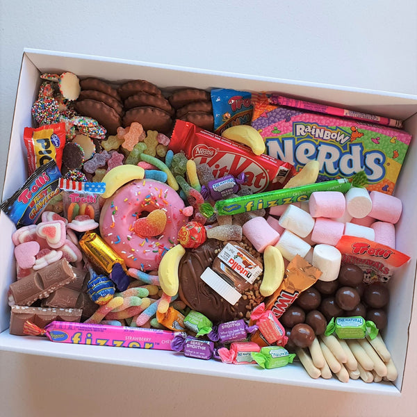 Treat Box (Large) - Yummy Box