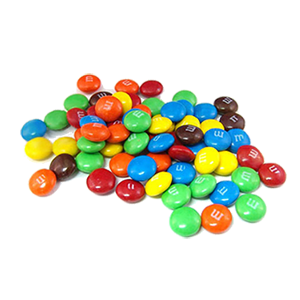 Extra Loose M&Ms - Yummy Box