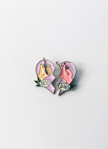 Pin – Best Buds