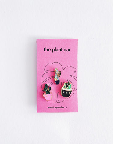 Pins – Cactus Party
