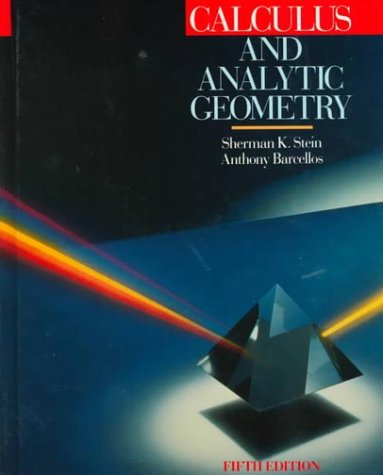 Calculus And Analytic Geometry, 5Th Edition