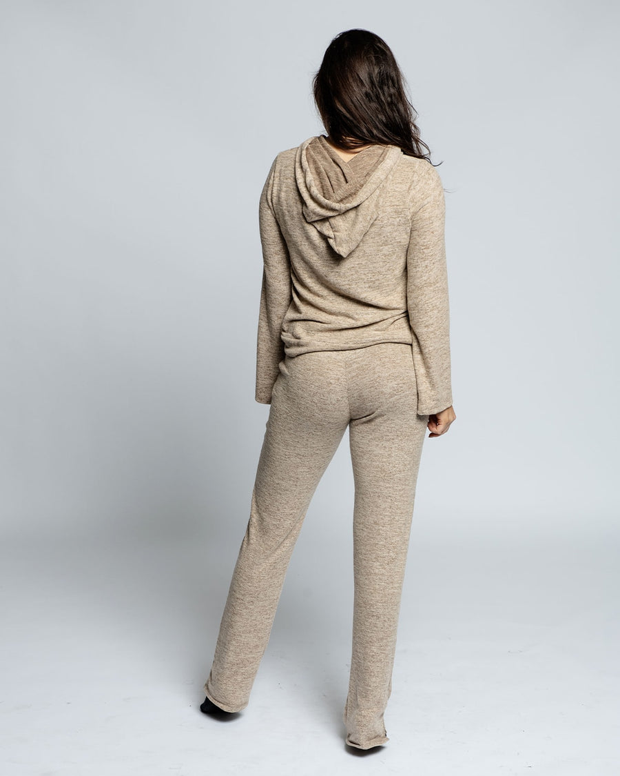Women's Taupe Lounge Pants