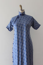 Load image into Gallery viewer, vintage 1930s Cheongsam Qipao dress