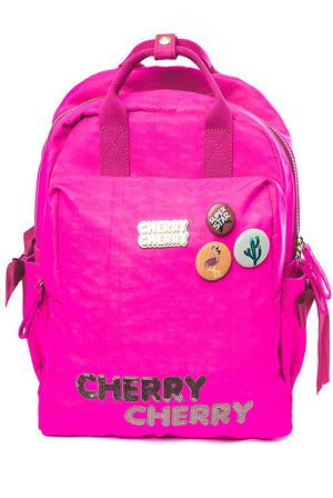 Francesca Backpack - Cherry Cherry
