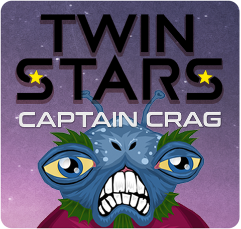 Twin Stars: Captain Crag
