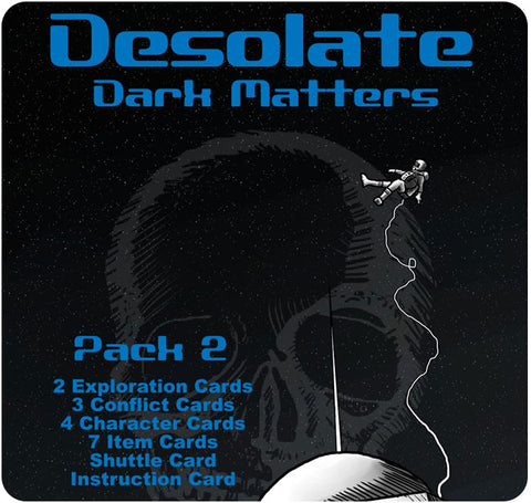 Desolate: Dark Matters - Pack 2