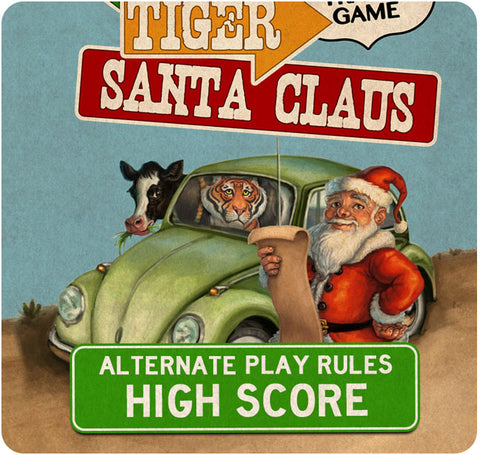 Cow, Tiger, Santa Claus: Alternate Play Rules
