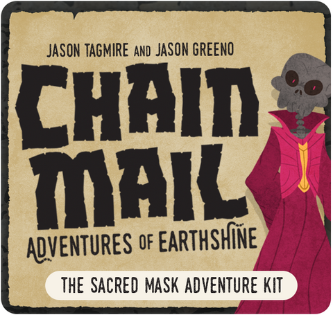 Chain Mail: The Sacred Mask Adventure Kit
