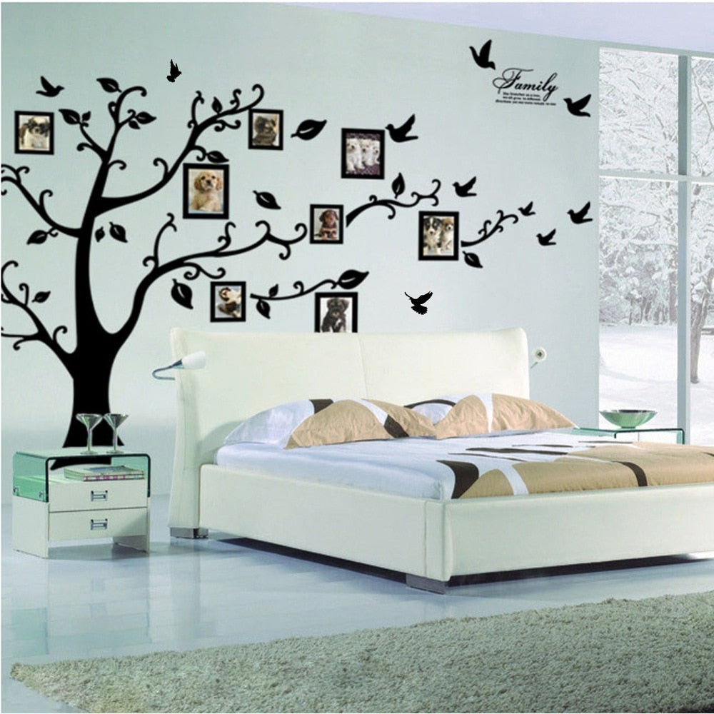 Photo Tree 3D Wall Decor Decal