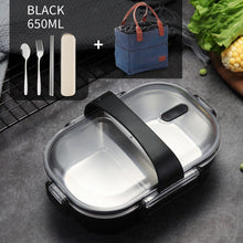 Load image into Gallery viewer, Stainless Steel Leakproof Bento Lunch Box