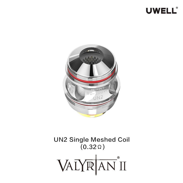 Uwell Valyrian 2 Replacement Atomizers