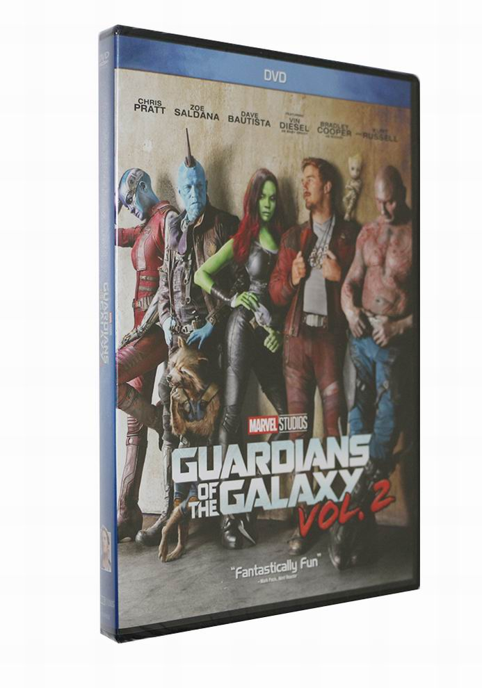 Guardians Of The Galaxy Vol.2 (DVD)