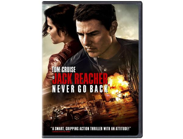 Jack Reacher: Never Go Back [DVD]