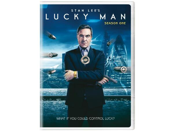 Stan Lee's Lucky Man: Season One (DVD)