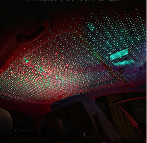 (Factory Outlet 60% OFF Today)Car Atmosphere Lamp Interior Ambient Star Light