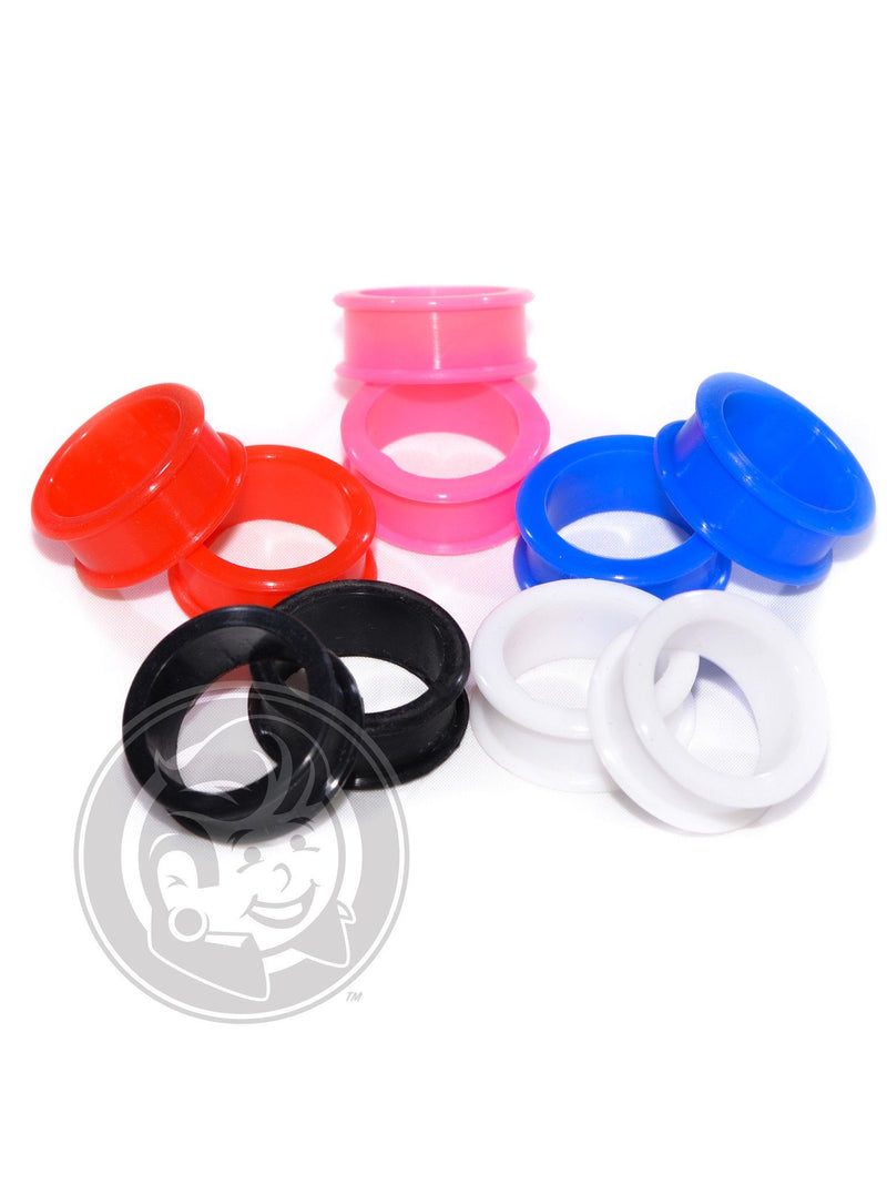 5 Color Silicone Tunnel Pack