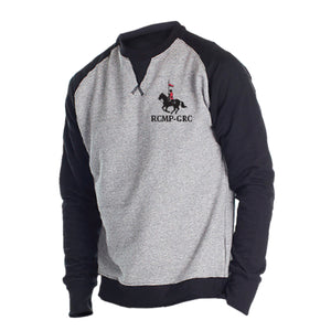 Raglan Crew Fleece