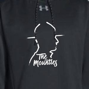 Under Armour The Mounties Ladies Pullover Hoodie