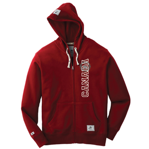 ROOTS Brockton Men's Full Zip Hoodie