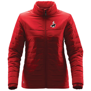 Nautilus Quilted Womens Jacket