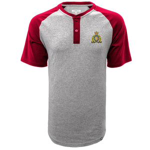 Crest Chief Short Sleeve Henley