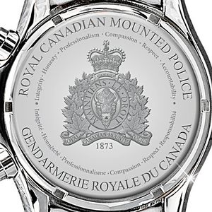 Pride in the RCMP Watch