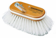 "Shurhold Deck Brush 6"" - 15cm - White - Stiff"